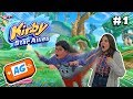 Kirby Star Allies Capitulo 1 Comienza La Aventura Gameplay en Español en Abrelo Game -