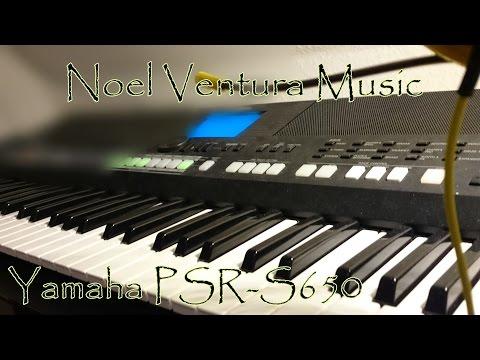 Love Story Theme Cover - Noel on the Yamaha PSR-s650