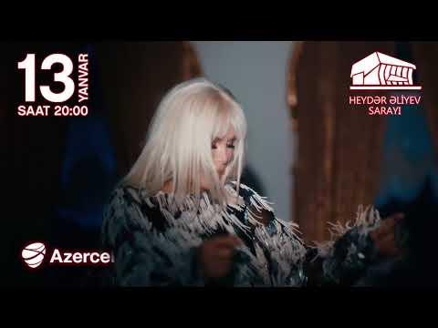 Ajda Pekkan концерт в Баку!