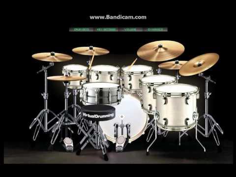 David Glen Eisley - Sweet Victory (Benhadi's Drum Cover)
