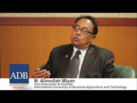 Sustainable Asia Leadership Program: M. Alimullah Miyan
