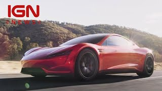 Tesla Reveals New Semi Truck, Roadster - IGN News