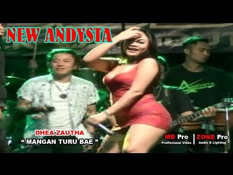 Dangdut Koplo Terbaru Andysta Music - Mangan Turu Bae - Dhea Zueta Terbaru!!
