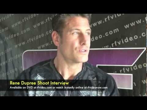 Rene Dupree Shoot Interview Preview
