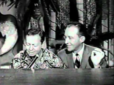 Bing Crosby &amp; Mel Torme - &quot;Smack Dab in the Middle&quot;