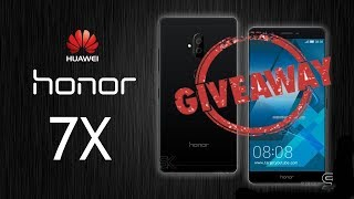 HONOR 7X Giveaway Contest free || HONOR 7X Review/Unboxing