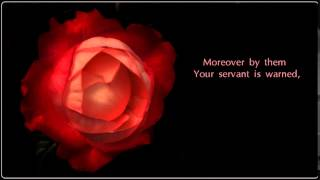 Psalm 19 7 11 Song The Law of the LORD is Perfect Christian Scripture Praise Worship with Lyrics   Y