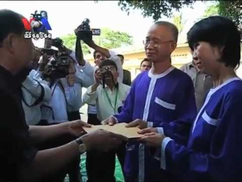 Thai Prisoner Released Along With 400 Cambodian Inmates