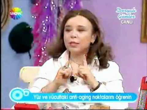 Dr. Ravza Veli'den yüz ve vücuttaki yaşlanmayı geciktirici noktalar