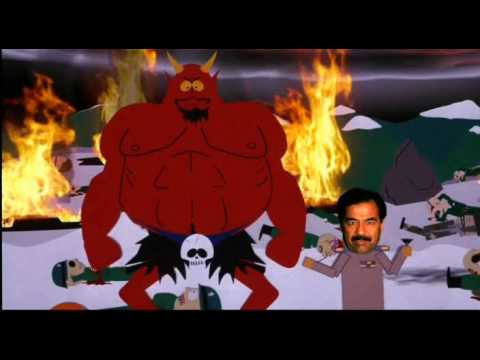 Eric Cartman VS  Saddam Hussein