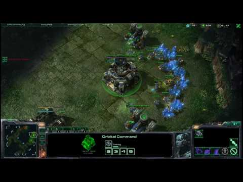 Terran Tutorials: Executing the 1/1/1 Build vs Protoss p1/2