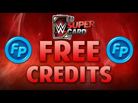 How To Get Free WWE Supercard Credits