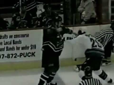 Peleas de hockey
