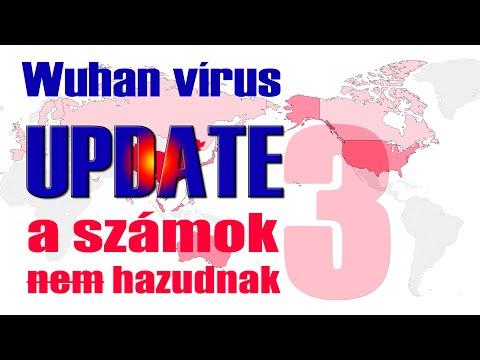 Koronavírus update 3 - A számok nem hazudnak. Vagy igen? (feliratos)