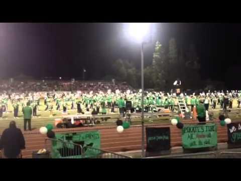 Reedley High School Band Reedley High School Pirate