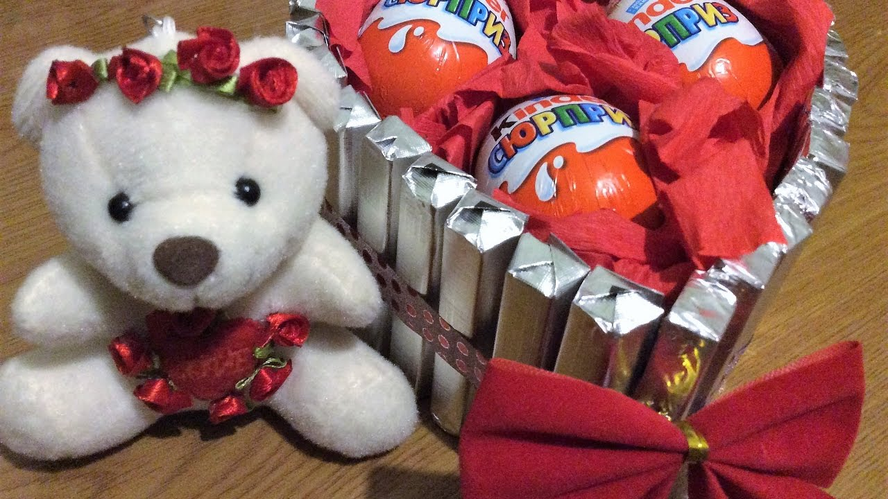 20 подарков своими руками ко Дню Святого Валентина 83