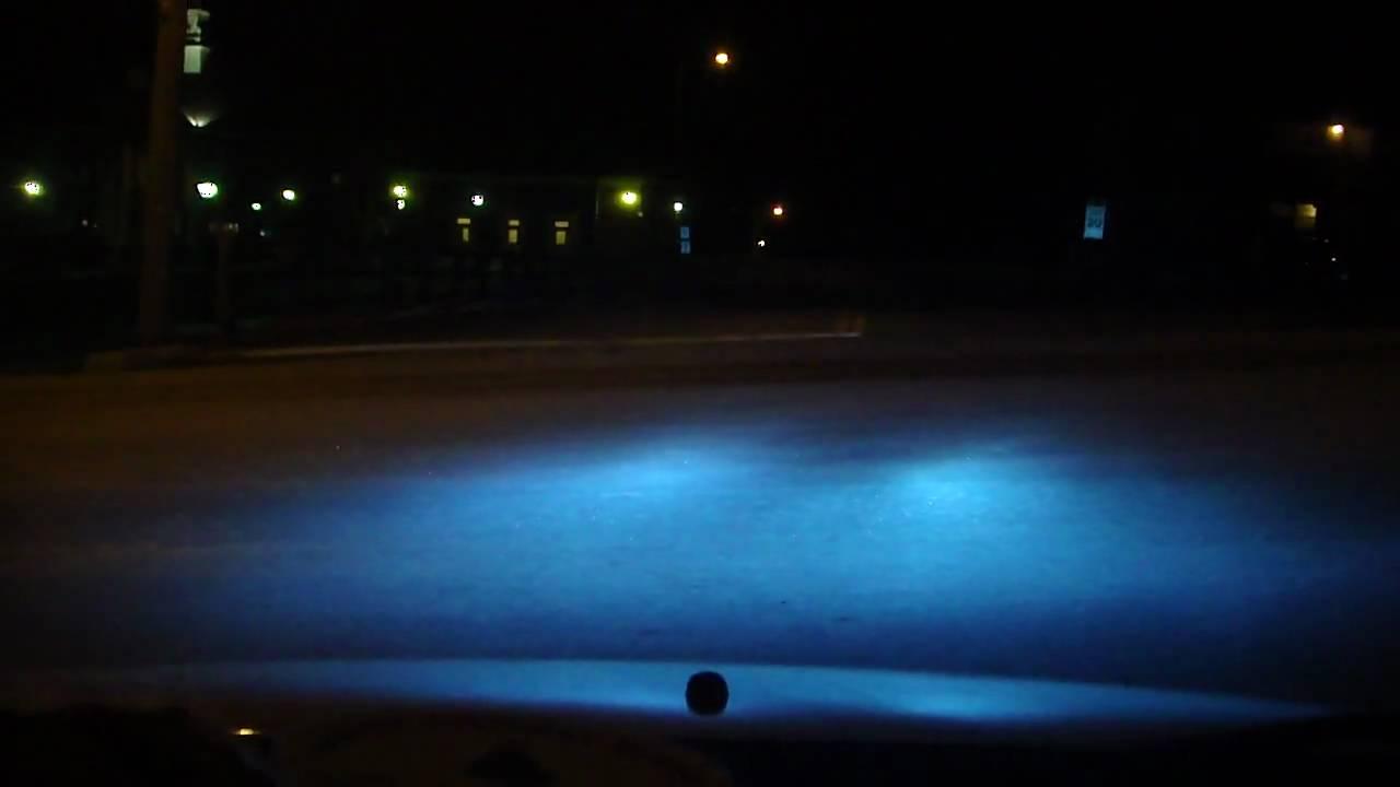 Hid Headlights Bulbs >> 30000k Hid Headlights - YouTube