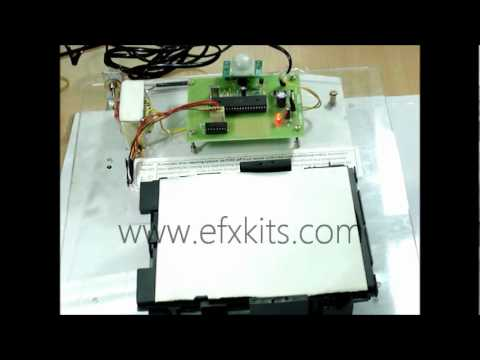 Automatic Door Opener Circuit Automatic Door Opening System