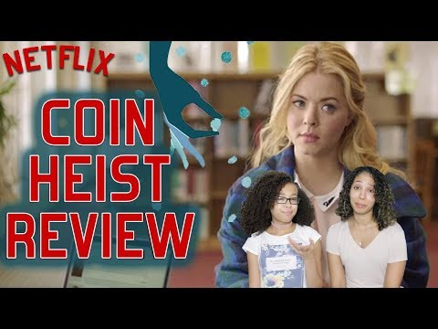 Coin Heist Family Movie Review