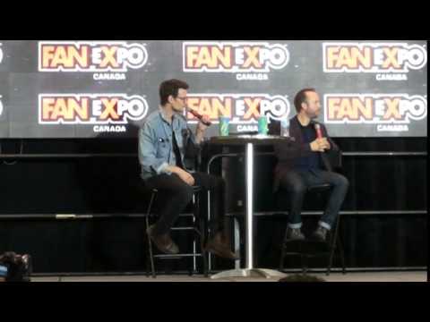 FanExpo Matt Smith Q&A Aug  29