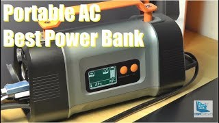 REVIEW: Aiper Power Bank Station, AC Outlet Portable Charger!