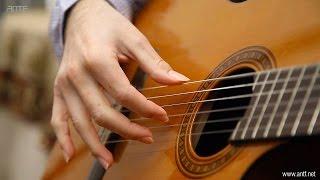 Guitar 102 - Pick vs Fingers - الفرق بين عزف الأصابع والريشة - بالعربية (Dr. ANTF)