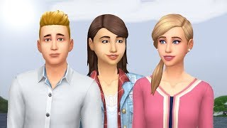 The BFF's Fixed l The Sims 4: Create A Sim Makeover