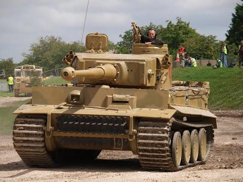 Документальный фильм: Немецкий танк Тигр