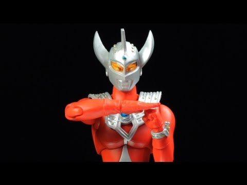 Ultra-Act Ultraman Taro Review