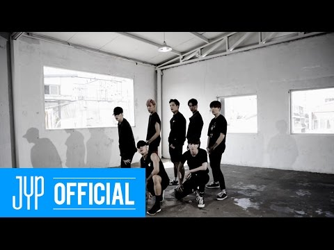 開始Youtube練舞:Hard Carry-GOT7 | 個人舞蹈練習