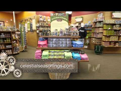 Manufacturing Marvels - Celestial Seasonings