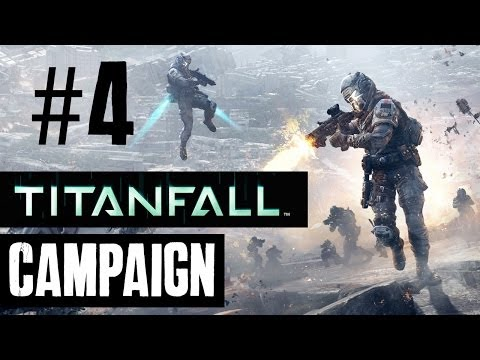 Titanfall Walkthrough Part 3 – Campaign Story Mission 7 & 8 – EPIC COMEBACK?