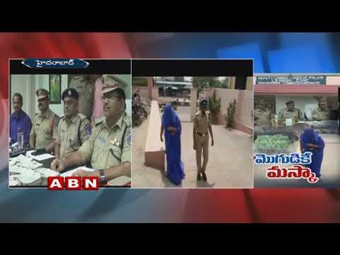 Woman steals Rs 41 Lakhs from Husaband | Hyderabad