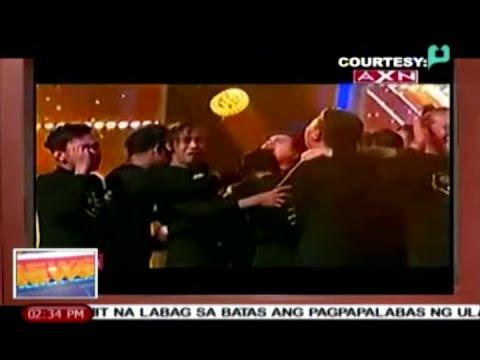 [News@1] Special Report: Pagkawagi ng EL GAMMA PENUMBRA sa Asia's Got Talent