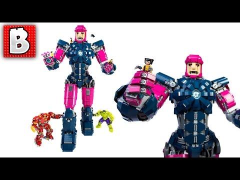 LEGO X-Men Sentinel TOP 10 MOCs Henry Pinto   Weekly MOC News