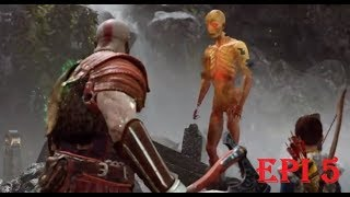 Los espíritus del lago - Directo - God of war Epi 5