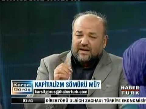 İhsan Eliaçık, kapitalist Mustafa Akyolu mat etti!