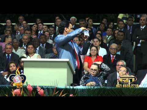 Pr. Josué Brandão - Intimidade com Deus - nos 99 Anos da Assembleia de Deus em Alagoas
