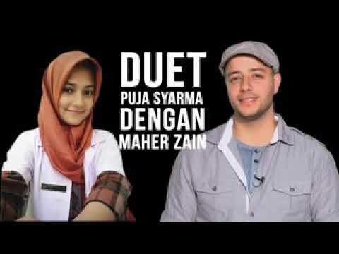 Raqqat Aina-puja syarma ft Maher zain