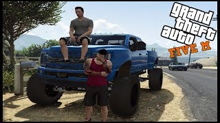 GTA 5 ROLEPLAY - PICKING UP MY TWIN BROTHER FROM JAIL... - EP. 592 - CIV