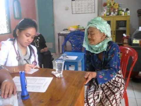 Pengobatan Gratis Klinik Afiat Yasmin, di Babakan Ciseeng, Parung Kab. Bogor