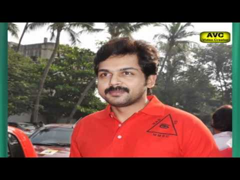 Karthi's surprise to his Telugu Fans