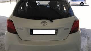 Toyota Yaris  1.0 VVT-I COMFORT para Venda em Carmisio Automóveis . (Ref: 559227)