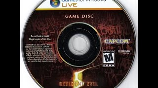 Descargar E Instalar Resident Evil 5 [Pc] [Full] [Sin µTorrent] [4Shared]