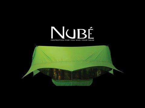 How to Set-Up the Nubé Hammock Shelter