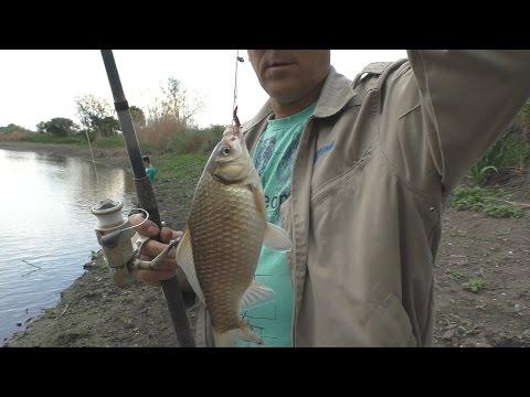 ловля рыбы в начале мая на удочку