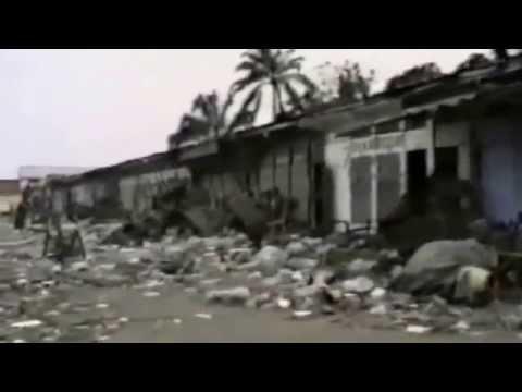 September 1991 Kinshasa Pillage