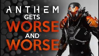 Anthem - Total Sales Failure - Now Banning Players