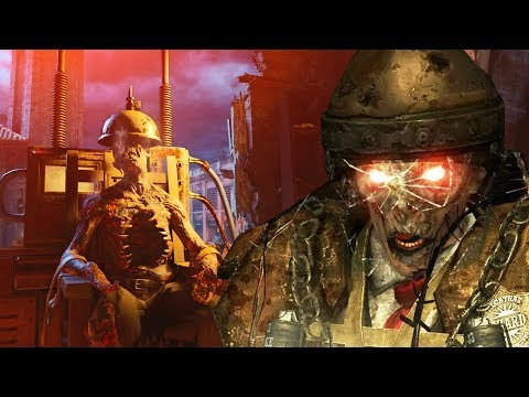 NEW WARDEN SECRET ROOM EASTER EGG IN BLOOD OF THE DEAD! (Black Ops 4 Zombies Blood of The Dead)