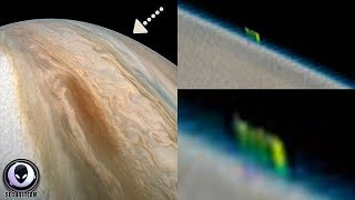 MASSIVE OBJECT Caught Behind Jupiter..